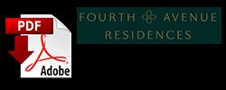 Fourth Avenue Residences Floorplan eBrochure Download